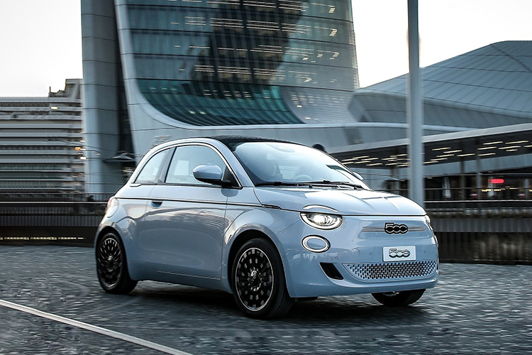 Fiat 500 nuevo electrico