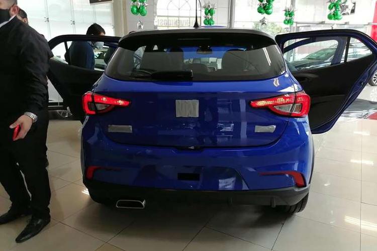 Fiat Argo ha sido descubierto antes de su Presentación Oficial rendimiento