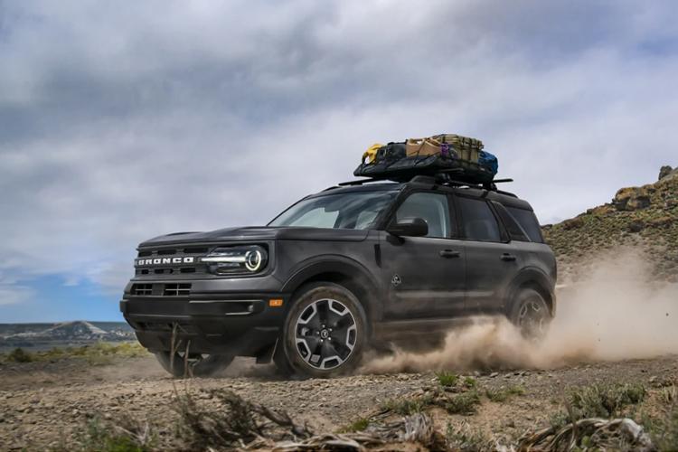 Ford Bronco Sport 2021 carrocería