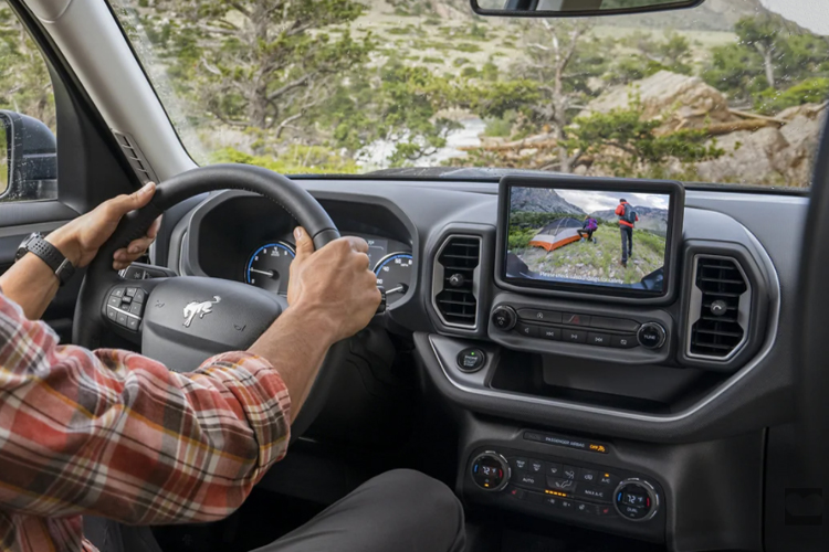 Ford Bronco Sport 2021 disponible para reservar