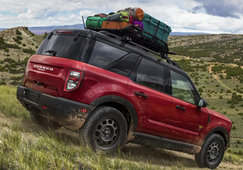 Ford Bronco Sport 2021 nuevo off-road