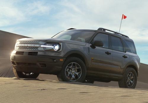 Ford Bronco Sport 2021 precios