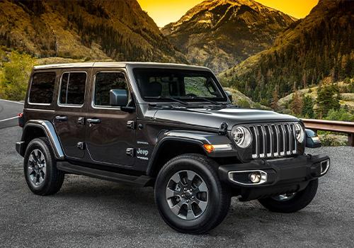 rival Jeep Wrangler