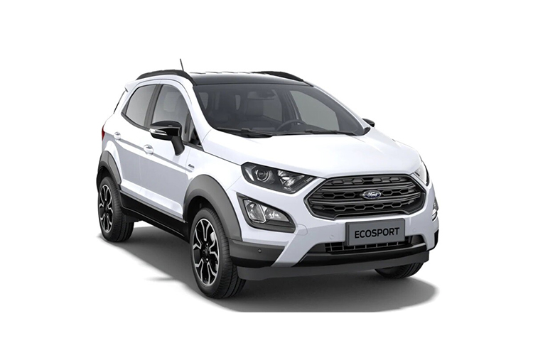 Ford EcoSport Active off-road