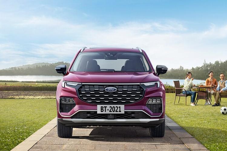 Ford Equator SUV diseñada para China diseño carrocería tamaño tecnología