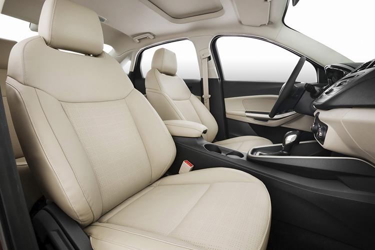 Ford Escort 2022 compacto rediseñado diseño tecnología