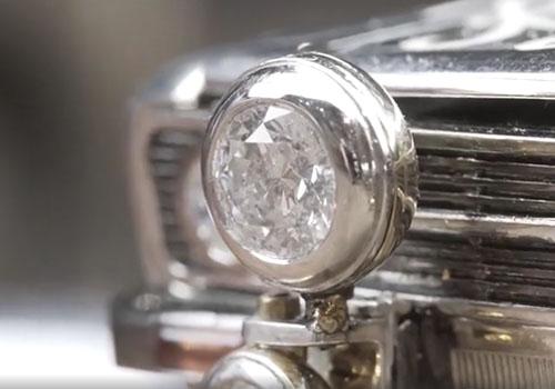 Ford Escort MK2 luces delanteras