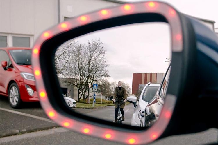 Ford Exit Warning nueva tecnología en seguridad
