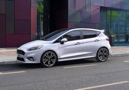 Ford Fiesta microhíbrido ayudas a la conducción