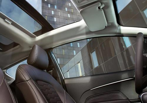 Ford Fiesta microhíbrido interior