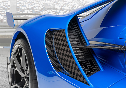 Ford GT Le Mansory solo 3 unidades