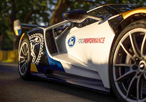 Ford GT MK2 400 por ciento más aerodinámico