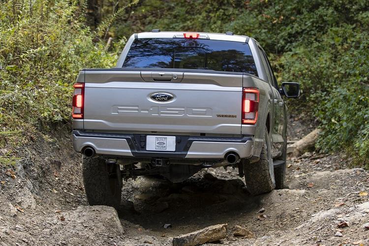 Ford Lobo Tremor, llega a México equipamiento