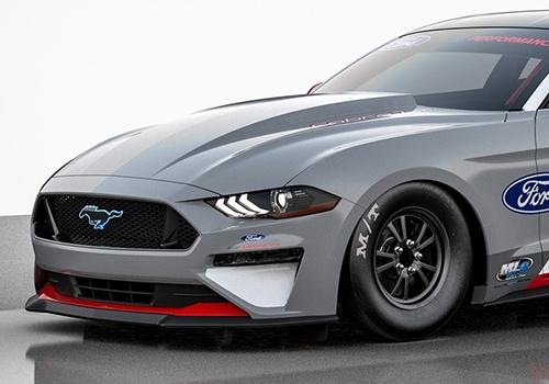 Ford Mustang Cobra Jet 1400 tecnología