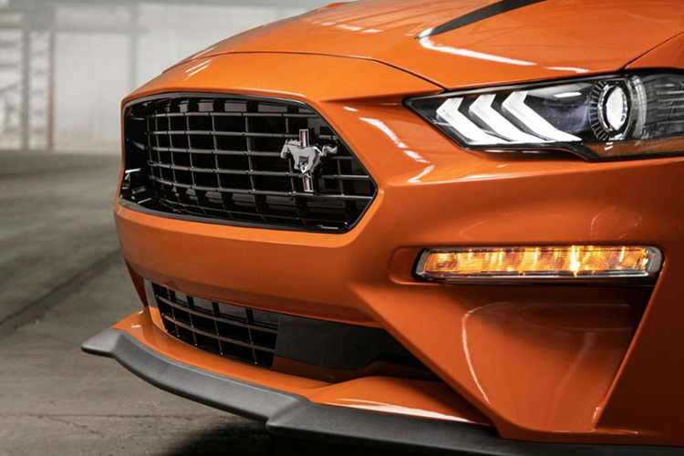 Ford Mustang Mach 1 2020 posible sustituto diseño