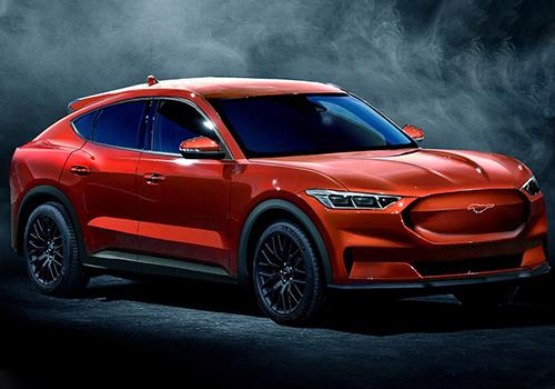 Ford Mustang Mach-e nuevos modelos 2020