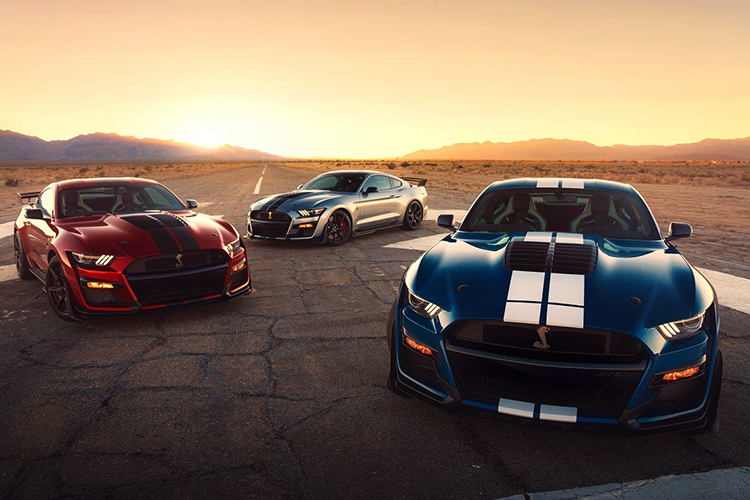 Ford Mustang Shelby GT500 2020 en México