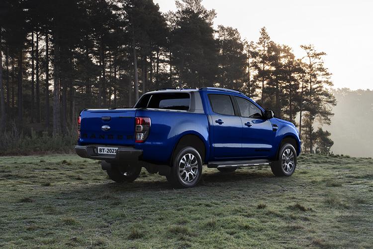 Ford Ranger Wildtrak llegará a México en julio carrocería diseño innovaciones