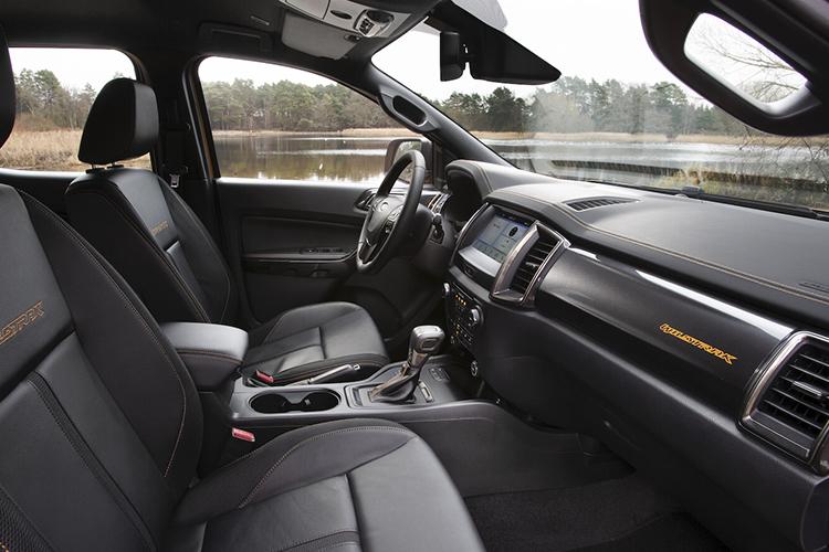 Ford Ranger Wildtrak llegará a México en julio sistema de infoentretenimiento pantalla innovaciones