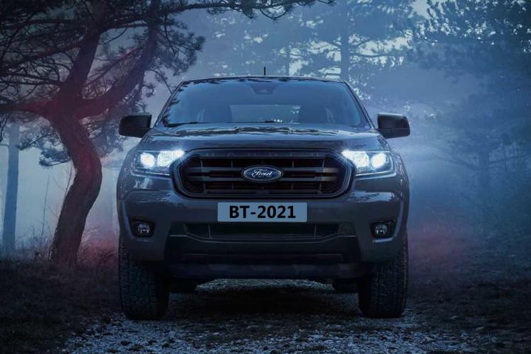 Ford Ranger Wolftrak y Stormtrak ediciones especiales unidades limitadas