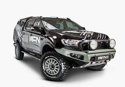 Ford Ranger tuneo de Accessory