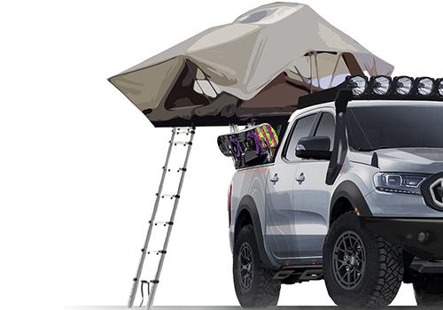 tuneo de Rambler camping