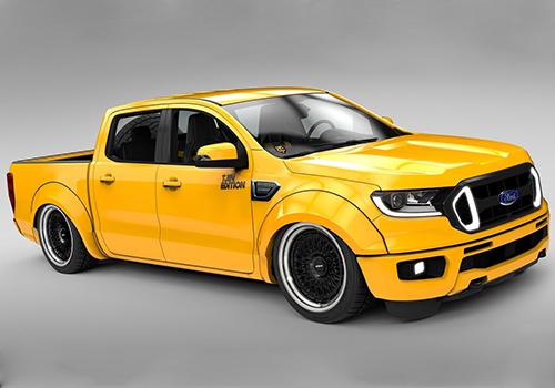 Ford Ranger tuneo de Tjin Edition