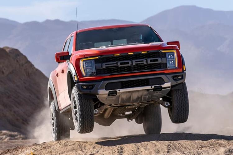 Ford Raptor - autos que llegarán a México en 2021