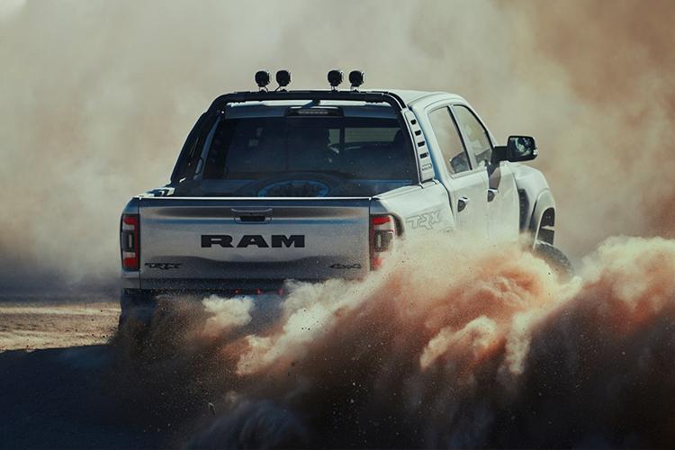 Ford Raptor nueva variante con motor Shelby