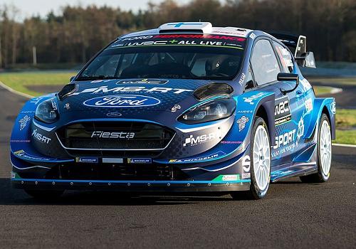 Ford WRC 2019