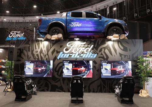 Ford busca gamers para participar en nuevo desarrollo-opciones disponibles