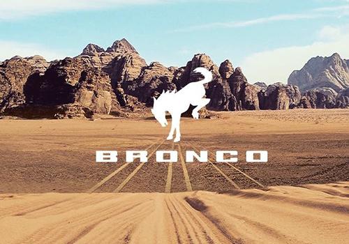 fecha de lanzamiento del Ford Bronco presentación oficial