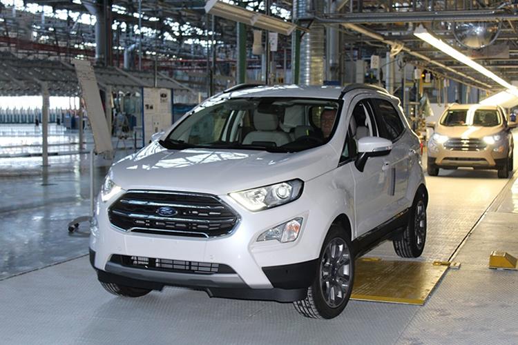 Ford cierra todas sus fábricas en Brasil varios modelos se descontinuarán
