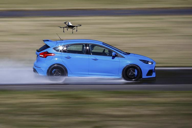 Ford drone innovacion mexicanos