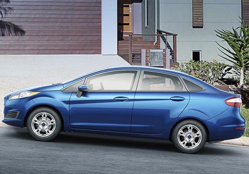 Ford fiesta vehículo que no veremos en México 2020