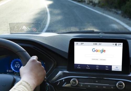 alianza, los coches estarán más conectados google cloud información del usuario