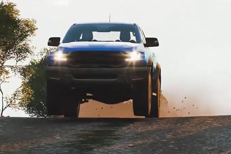 Fordzilla carreras en linea