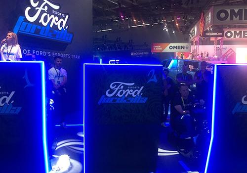 Fordzilla vehiculo virtual ford reclutamiento europa