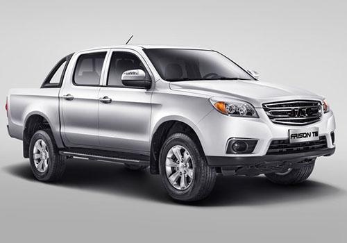 frison T6 marca JAC autos chinos ensamble en Mexico inversiones inversion