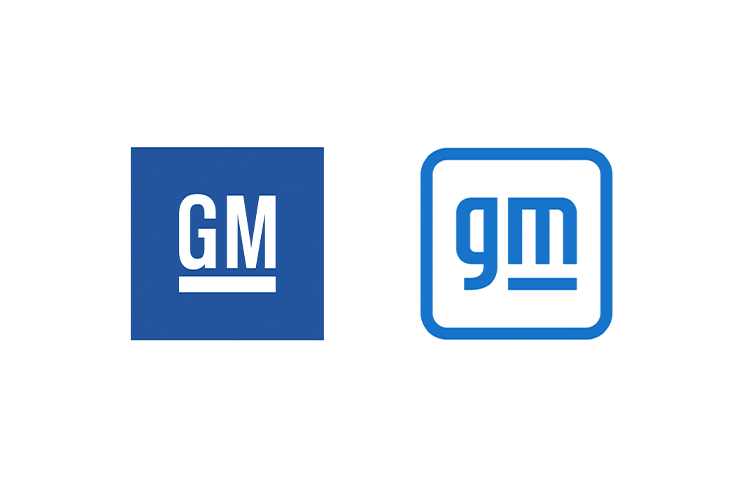 GM cambia de logo diseño modelos nueva era electricos