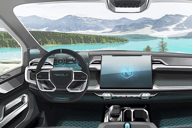 GM y Nikola colaborarán para desarrollar pickups electricas nueva tecnología