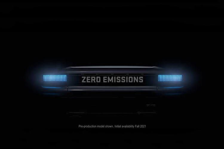 GMC Hummer EV 1000 hp