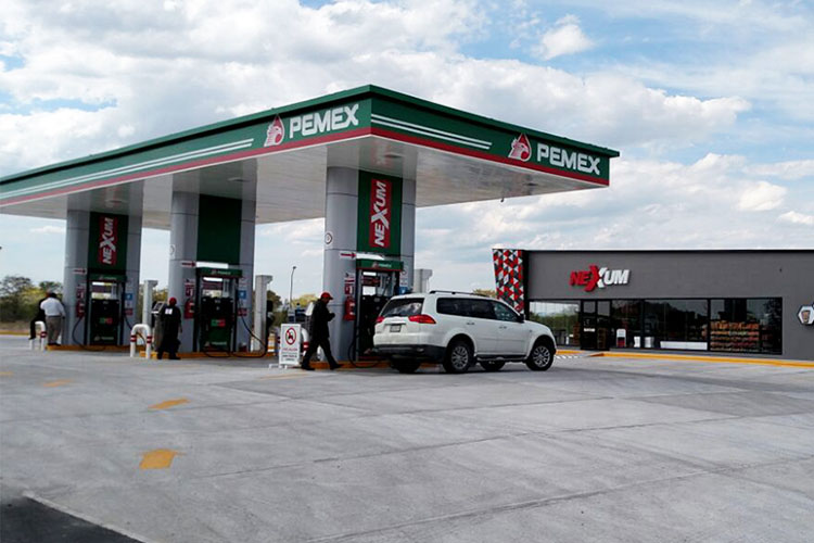 Gasolinera Nexum estacion de servicio republica mexicana estados estacion cerca de ti gasolina gasolineria precio calidad amabilidad honestidad litros completos magna premium diesel