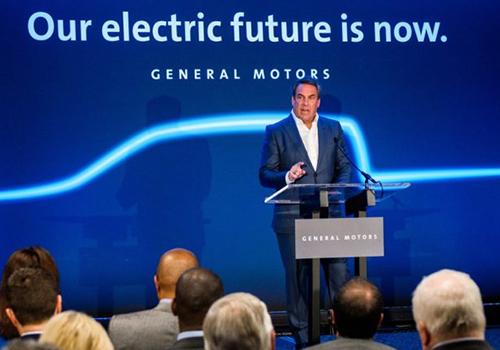 General Motors nueva pickup GMC Hummer EV