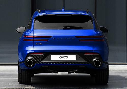 Genesis GV70 carrocería tecnología innovaciones