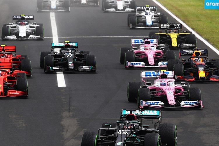 Gran Premio México 2020 cancelado los boletos servirán para el de 2021