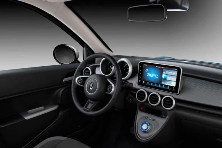 Great Wall Motors crea submarca para autos electricos