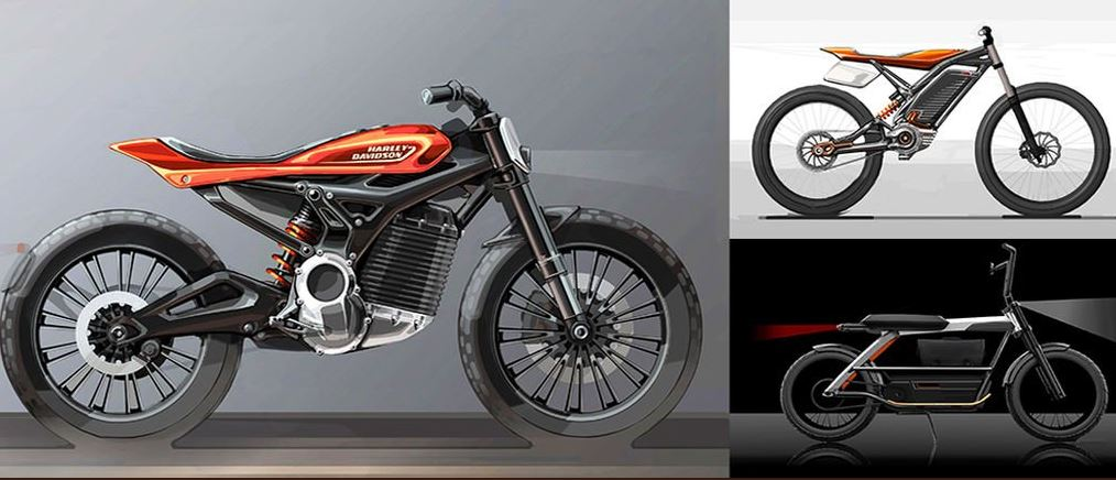 Harley-Davidson Bicicleta