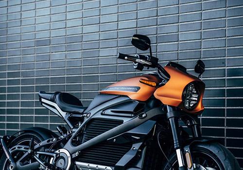 Harley-Davidson LiveWire innovaciones