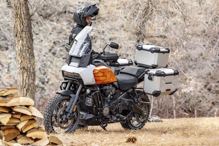 Harley-Davidson Pan America 1250 nuevos modelos acabados